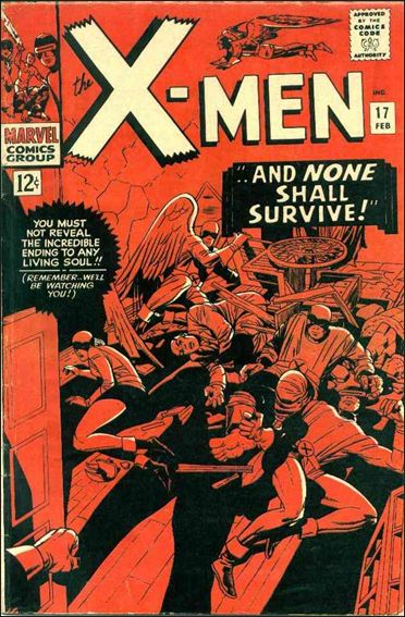 X-Men (1963) 17-A by Marvel