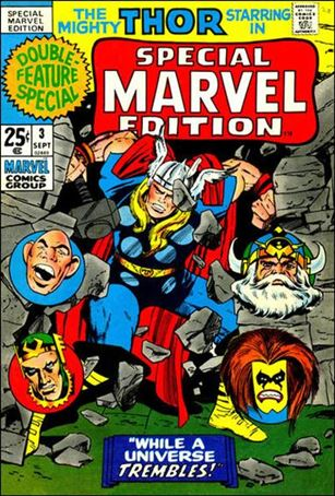 Special Marvel Edition 3-A