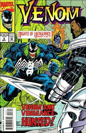Venom: Nights of Vengeance 3-A