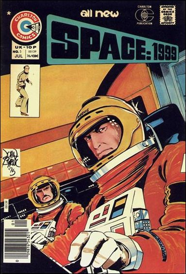 Space: 1999 (1975/11) 5-A by Charlton