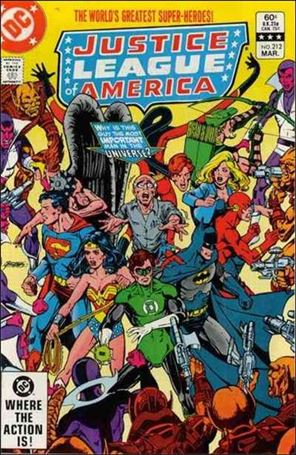 Justice League of America (1960) 212-A