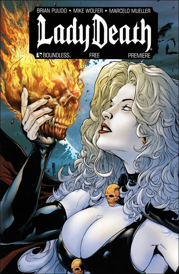 Lady Death (2010) Premiere-A by Boundless Comics