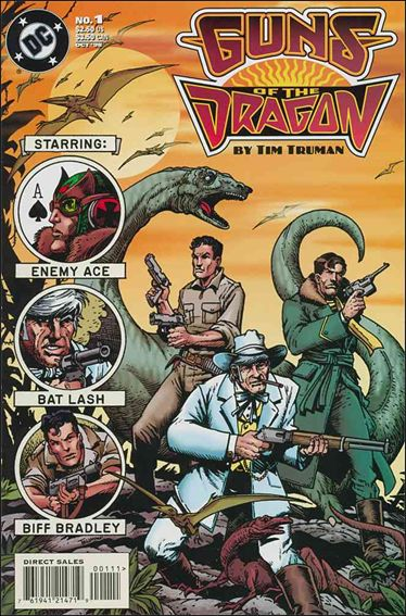 Guns of the Dragon 1-A by DC