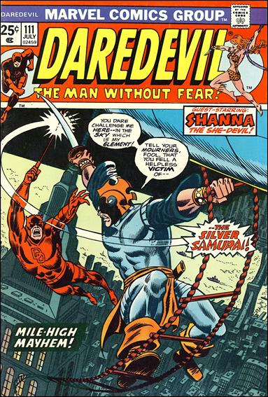 Daredevil (1964) 111-A by Marvel