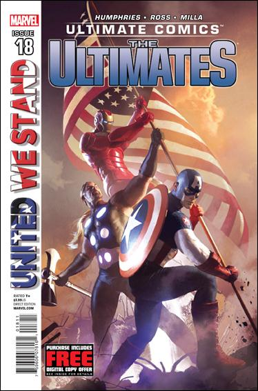 Ultimate Comics Ultimates 18-A by Marvel
