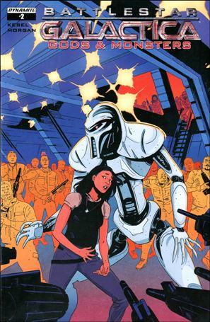 Battlestar Galactica: Gods and Monsters 2-A
