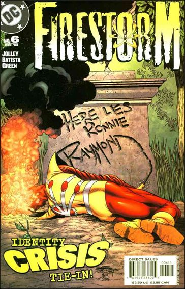 Firestorm (2004) 6-A by DC
