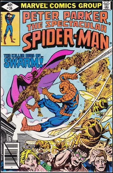 Spectacular Spider-Man (1976) 36-A by Marvel