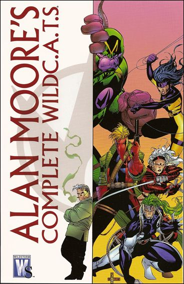 Alan Moore's Complete WildC.A.T.s nn-A by WildStorm