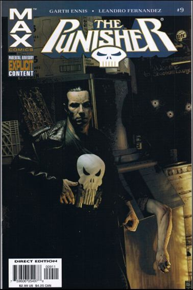 Punisher (2004) 9-A by Max