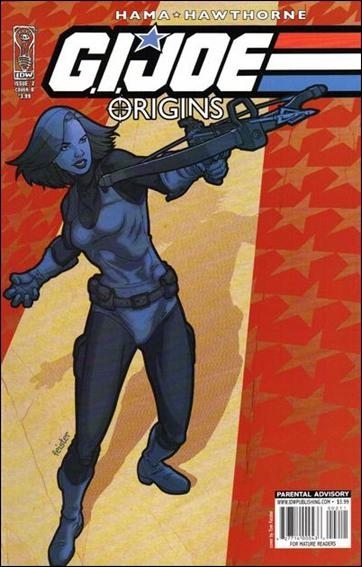 G.I. Joe: Origins 2-B by IDW