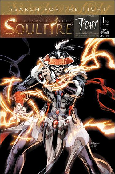 Michael Turner's Soulfire Power 1-A by Aspen