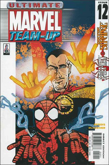 Ultimate Marvel Team-Up 12-A by Marvel