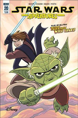 Star Wars Adventures 20-A