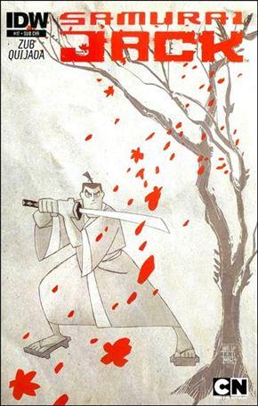 Samurai Jack 17-B