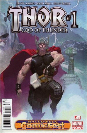 Thor: God of Thunder 1-I