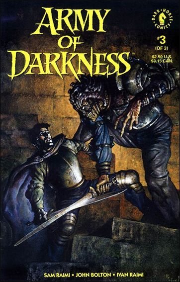 Army of Darkness (1992) 3-A by Dark Horse