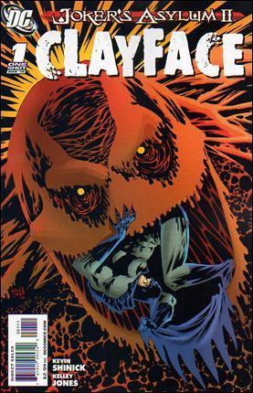 Joker's Asylum II: Clayface 1-A by DC
