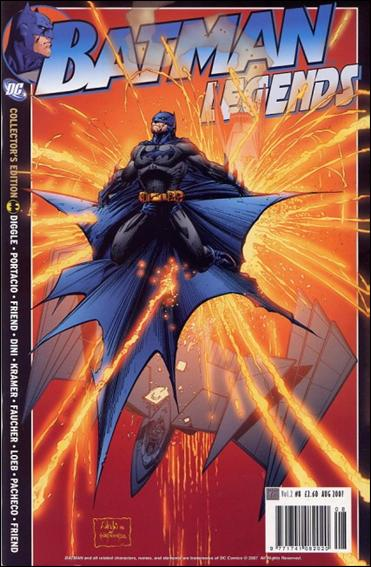 Batman Legends (2007) (UK) 8-A by Titan Magazines
