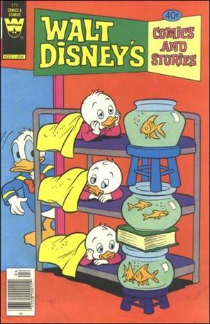 Walt Disney's Comics and Stories (1940) 475-A