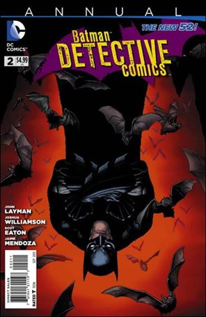Detective Comics Annual (2012) 2-A