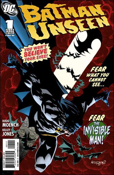 Batman: Unseen 1-A by DC
