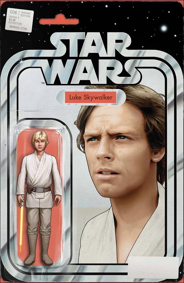 Star Wars (2020) 6-C by Marvel