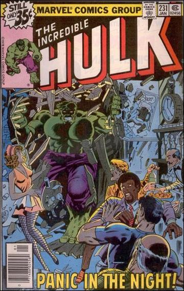 Incredible Hulk (1968) 231-A by Marvel