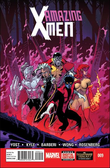 Amazing X-Men (2014) 9-A by Marvel