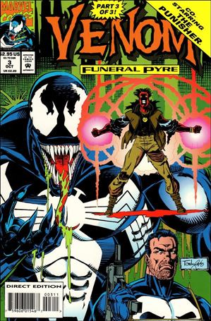 Venom: Funeral Pyre 3-A