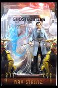 Ghostbusters: Movie Masters Ray Stantz in Labcoat with Subway Ghost