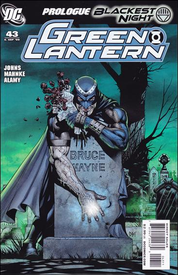 Green Lantern (2005) 43-A by DC
