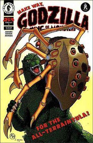 Godzilla (1995) 5-A