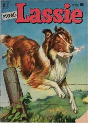 Lassie (1950) 6-A