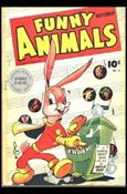 Fawcett's Funny Animals 12-A