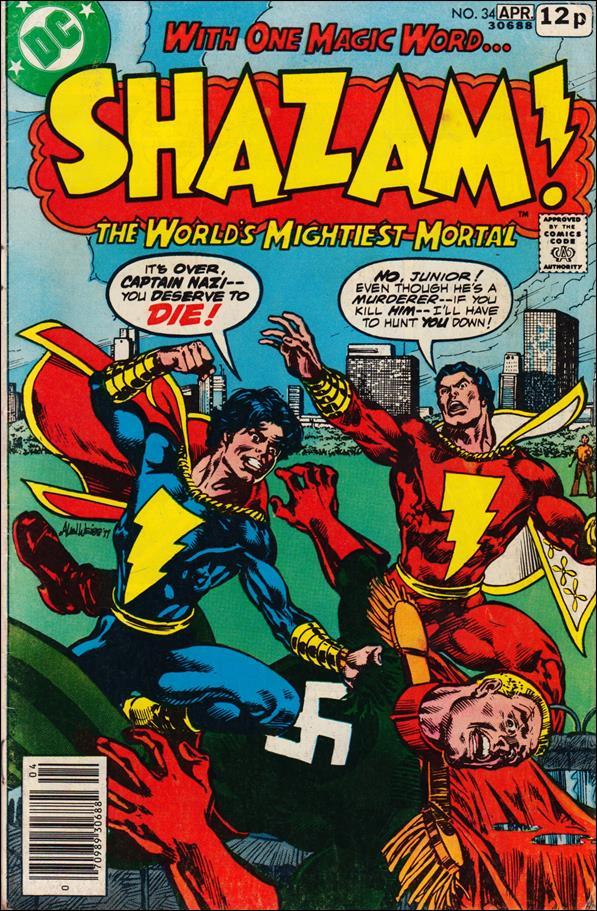 Shazam! (1973) 34-B by DC