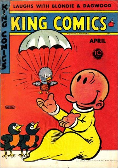 King Comics 108-A by David McKay