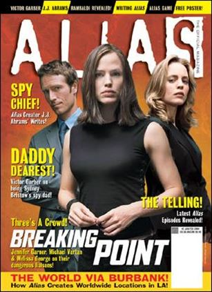 Alias: The Official Magazine 2-A