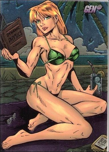 Gen13: Series 1 (Base Set) 55-A by WildStorm