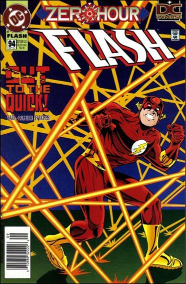 Flash (1987) 94-A by DC