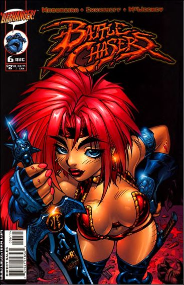 Battle Chasers 6-B by Image
