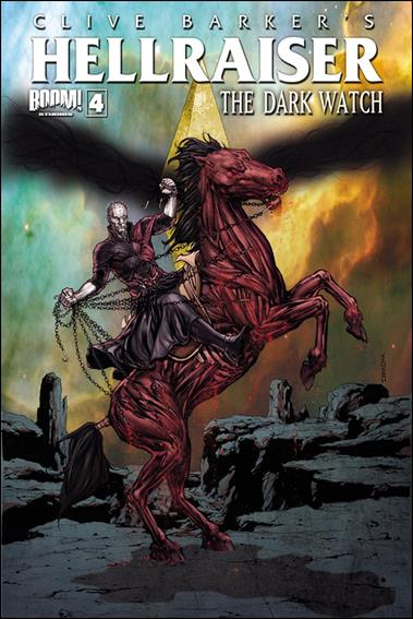 Clive Barker's Hellraiser: The Dark Watch 4-A by Boom! Studios