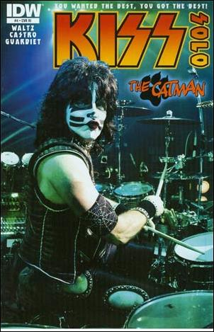 Kiss Solo 4-B by IDW