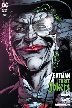 Batman: Three Jokers 2-D