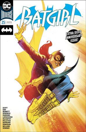 Batgirl (2016) 25-A