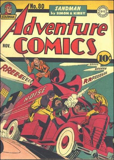 Adventure Comics (1938) 80-A by DC