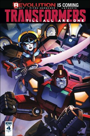 Transformers: Till All Are One 4-C