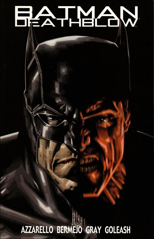 Batman/Deathblow: After the Fire 3-A by DC