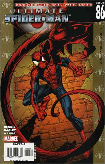 Ultimate Spider-Man (2000) 86-A by Marvel