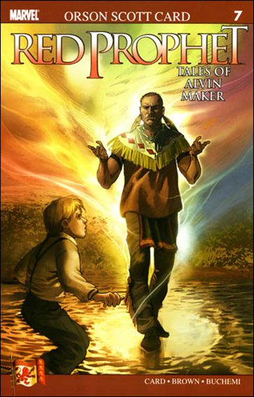Red Prophet: The Tales of Alvin Maker (2006/03) 7-A by Dabel Brothers (DB) Productions